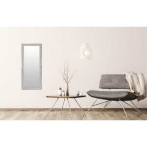 Wall Mirror Mercer41 Size: 51cm H x 141cm W, Mirror: Without facets