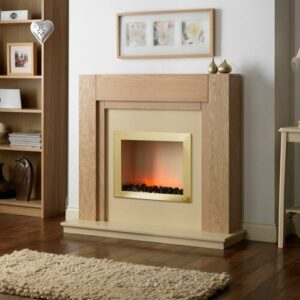 Whitworth Electric Fireplace Suncrest