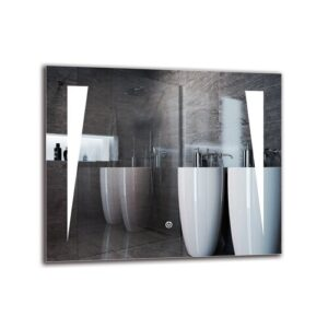 Williston Bathroom Mirror Metro Lane Size: 50cm H x 60cm W