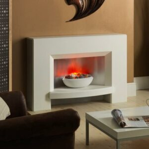 Windleston Electric Fireplace Suncrest