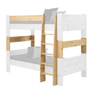 Wizard Pine effect Single Bunk bed extension kit