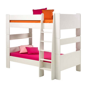 Wizard White Bunk bed