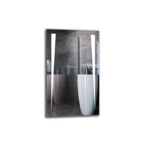 Zohrab Bathroom Mirror Metro Lane Size: 100cm H x 60cm W