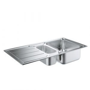 1.5 Bowl Inset Kitchen Sink Grohe