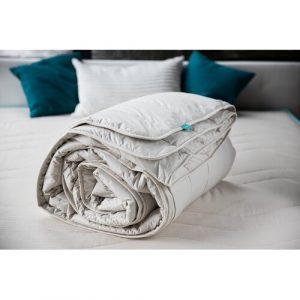 100% Alpaca Wool All Seasons Tog Duvet Milam mattress Size: Kingsize