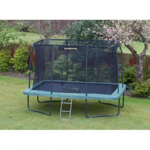 12' Backyard Trampoline with Safety Enclosure JumpKing