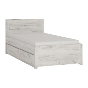 Alghero Single Bed with underbed Drawer