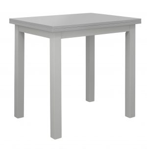 Argos Home Chicago Extending 4 Seater Dining Table - Grey