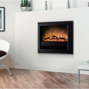 Bach Wall Optiflame Electric Fireplace Dimplex