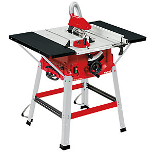 Einhell TC-TS 2025/1 U 250mm Table Saw With Side Extensions & Stand - 2000W