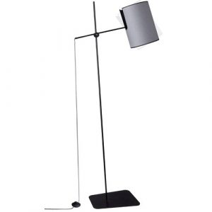 Hexham 165cm Reading Floor Lamp Ebern Designs