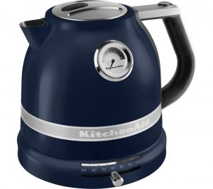 KITCHENAID Artisan Variable Temperature 5KEK1522BPP Jug Kettle - Ink Blue, Blue