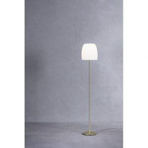 Kaneohe 120cm Traditional Floor Lamp Ebern Designs Base Finish: Brass Heritage