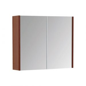 Liberty 68cm x 66cm Surface Mount Mirror Cabinet K-Vit