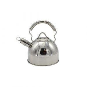 Lübeck 1.6 L Stainless Steel Whistling Stove Top Kettle Karl Kruger