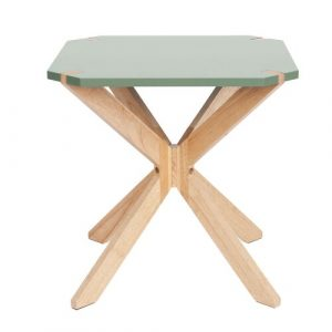 Mister X Side Table Leitmotiv Colour: Green