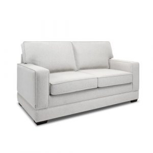 Modern Sofa 2 Seater Sofa Bed Jay-Be Upholstery Colour: Stone