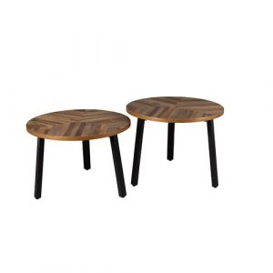 Mundu 2 Piece Coffee Table Set Dutchbone