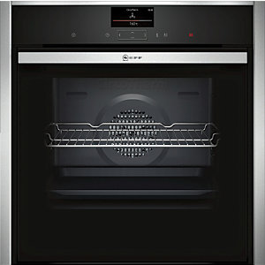 NEFF N 90 Single Oven with Slide&Hide® Door and Home Connect B57CS24H0B