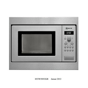 Neff 800W Built-in Microwave