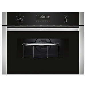 Neff N 50 Built-in Compact Microwave with Hotair C1AMG84N0B
