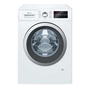 Neff White Freestanding Washing machine 9kg