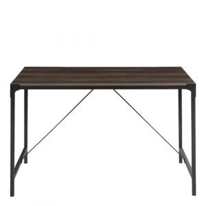 Orchard Hill Dining Table Laurel Foundry Colour: Grey Wash