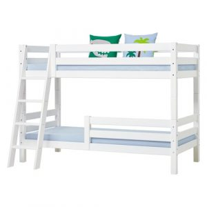 Premium European Single (90 x 200cm) Bunk Bed with fall out protection Hoppekids