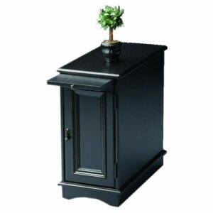 Side Table with Storage Laurel Foundry