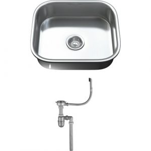 Single Bowl Undermount Kitchen Sink Dihl