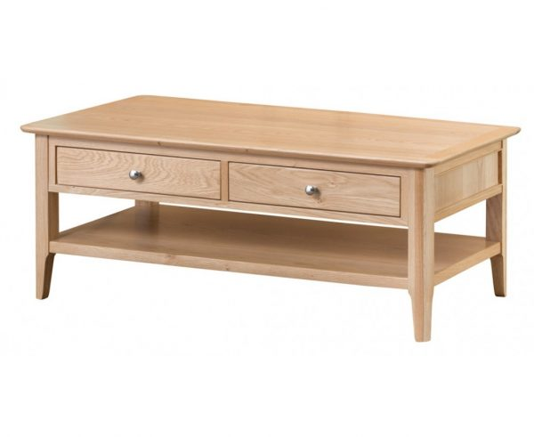Suri Oak Large Coffee Table