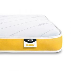 Toddler Anti-Allergy Foam Free Micro e-Pocket® Sprung Mattress - 2+ years age Jay-Be