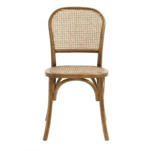 Wicky Solid Wood Dining Chair Nordal