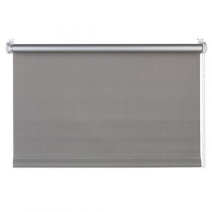 Win Blackout Roller Blind mydeco® Colour/Finish: Grey/Brown/Blue, Size: 140cm L x 10cm W