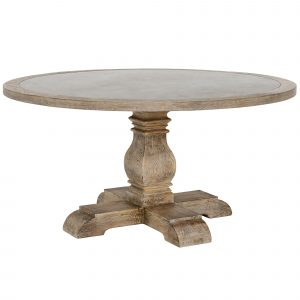Woolton 152cm Round Dining Table