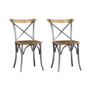 Zoey Solid Wood Dining Chair Laurel Foundry