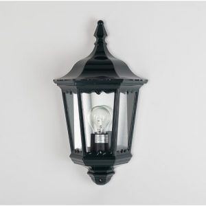 1 Light Outdoor Wall Lantern ClassicLiving