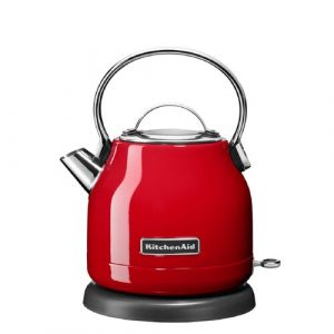 1.25L Stainless Steel Electric Kettle KitchenAid Colour: Empire Red