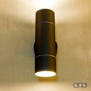 2 Light Outdoor Sconce Dakota Fields