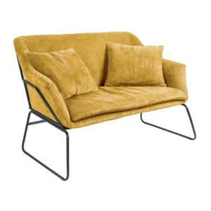 2 Seater Loveseat Sofa Leitmotiv