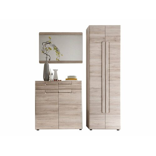 3-Piece Wardrobe Set Gracie Oaks