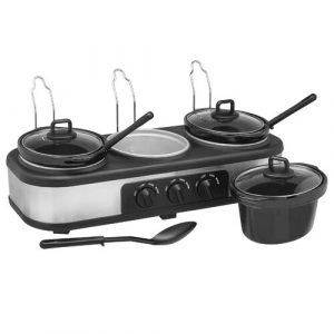4.5L Slow Cooker Cooks Professional