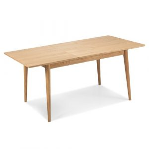 Abdiel Extendable Dining Table Mikado Living