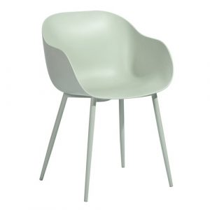 Able Dining Chair Hashtag Home Colour: Green
