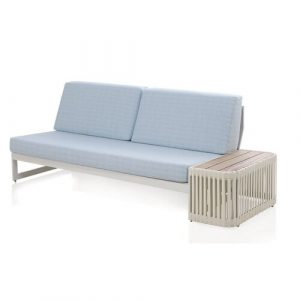Arely Garden Sofa with Cushions Highland Dunes