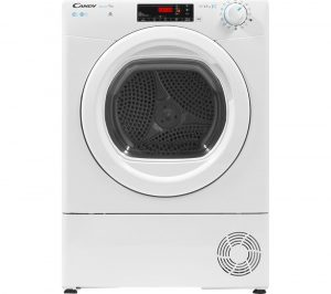 CANDY Smart Pro CSO C10TG WiFi-enabled 10 kg Condenser Tumble Dryer - White, White