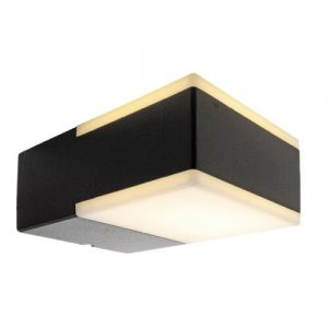 Cube LED Outdoor Sconce Deko Light