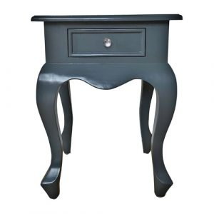Derry Side Table Fleur De Lis Living
