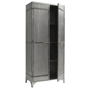 Downtown 2 Door Wardrobe Nordal