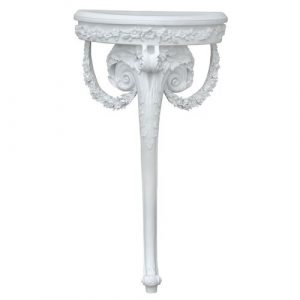 Endres Side Table Fleur De Lis Living